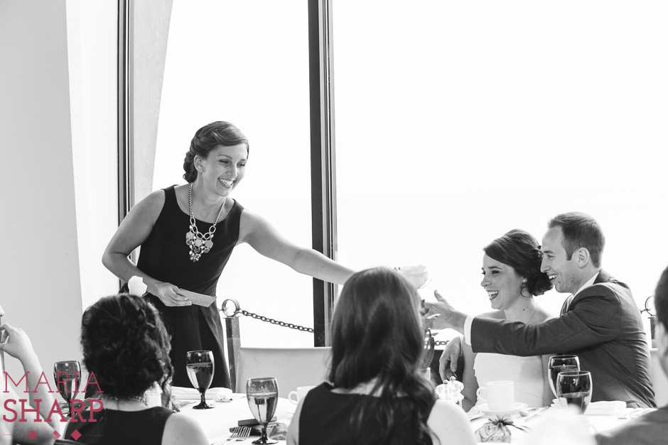 A summer wedding in Cleveland with Jessica and Anthony.