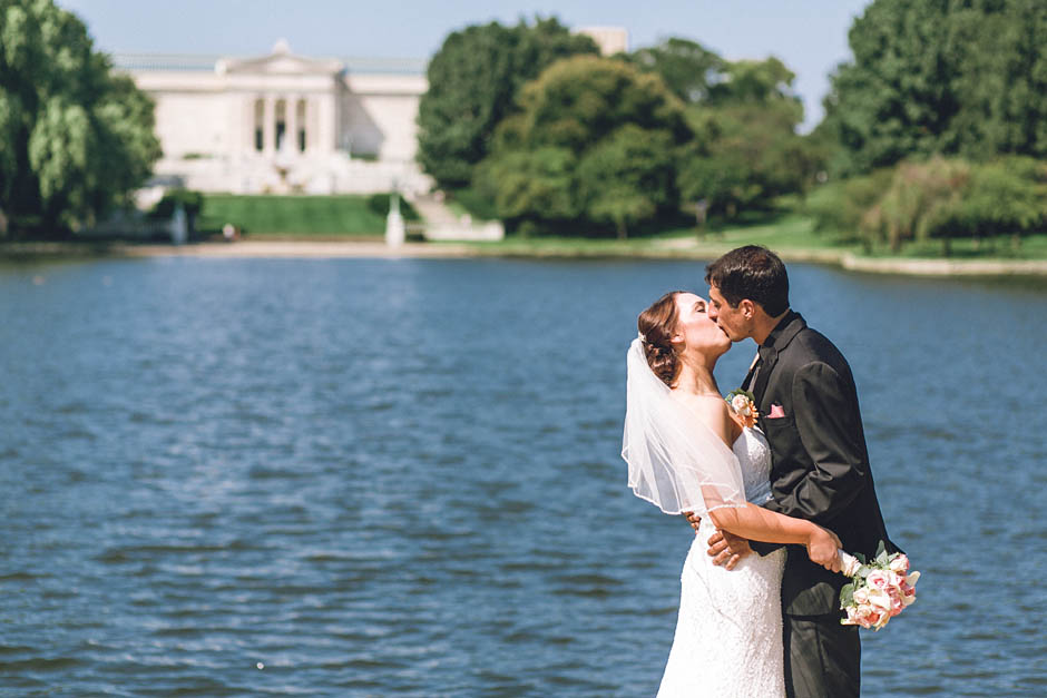 A summer wedding at Landerhaven with Darian and Luca.