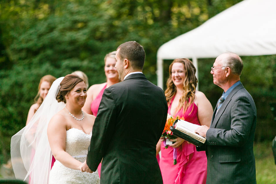 A Music Mound Amphitheatre and The 100th Bomb Group wedding with Tonya & Joe.