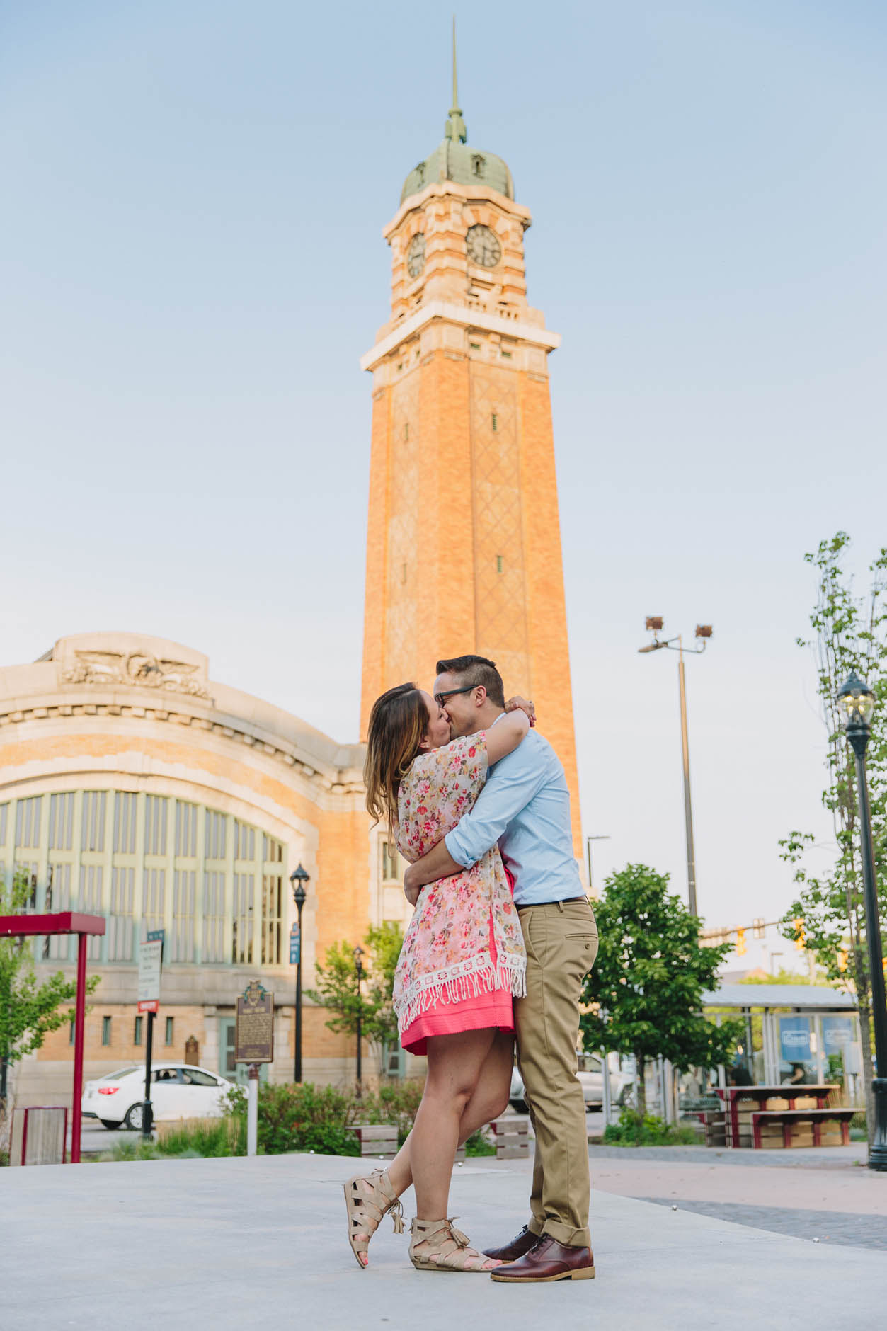 A spring engagement session in Cleveland with Rob & Denise. All photos created by Maria Sharp Photography. To view more please visit, http://www.mariacsharp.com/