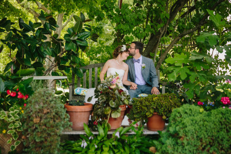 A backyard country wedding in Mt. Vernon with Laura & Fletcher. All photos created by Maria Sharp Photography. To view more please visit, http://www.mariacsharp.com/