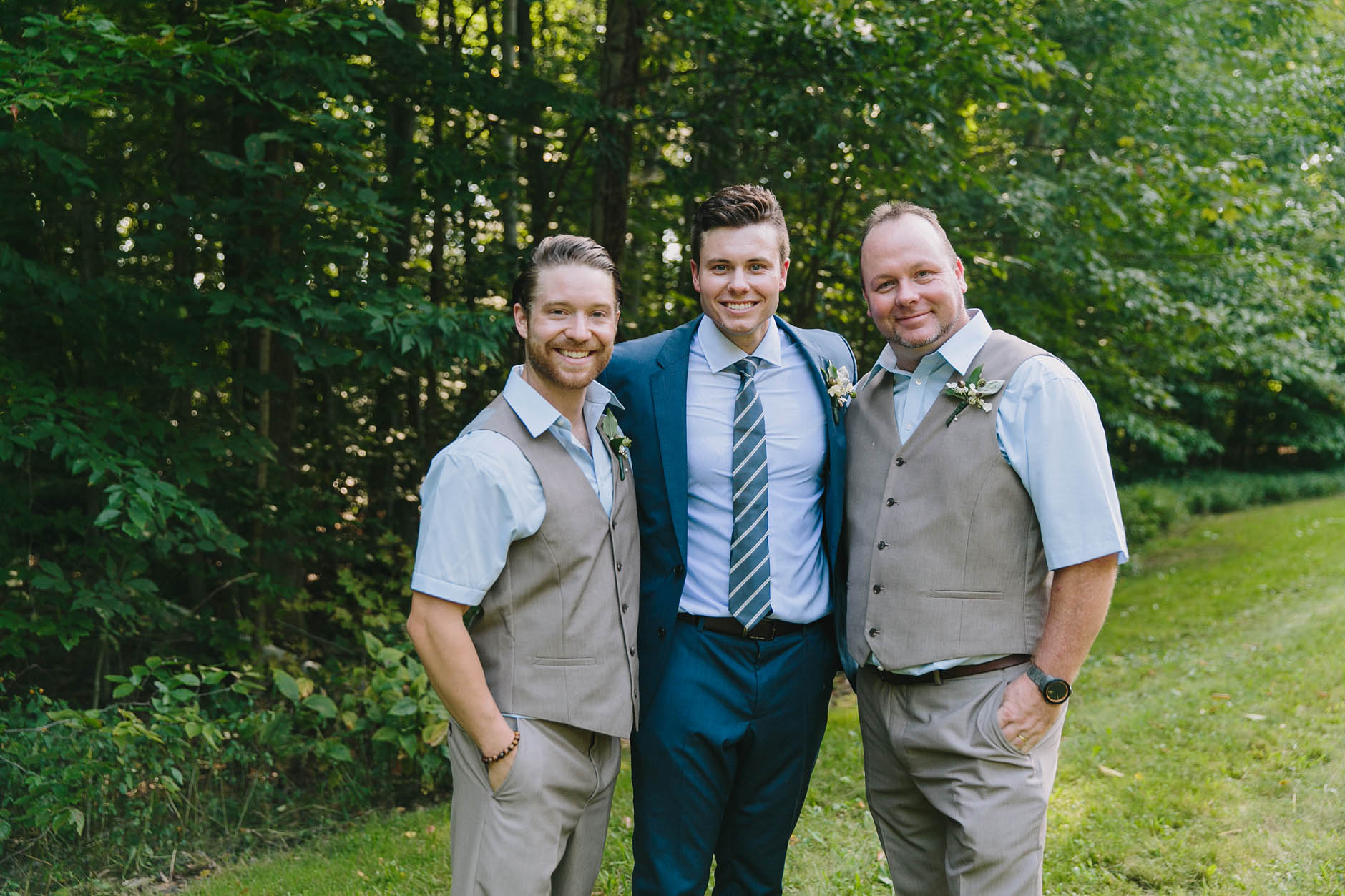 A backyard country wedding in Garrettsville near Cleveland with Jenna & Robert. All photos created by Maria Sharp Photography. To view more please visit, http://www.mariacsharp.com/