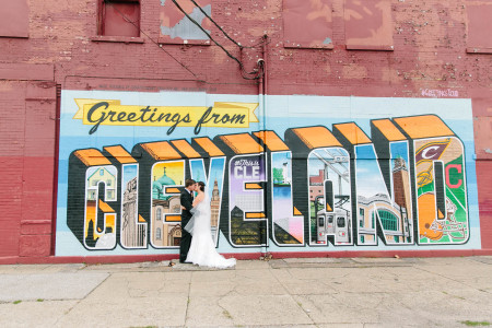 A Cleveland wedding with Megan & Mike.
