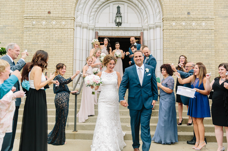 ceremony-exit-cleveland-wedding-photography