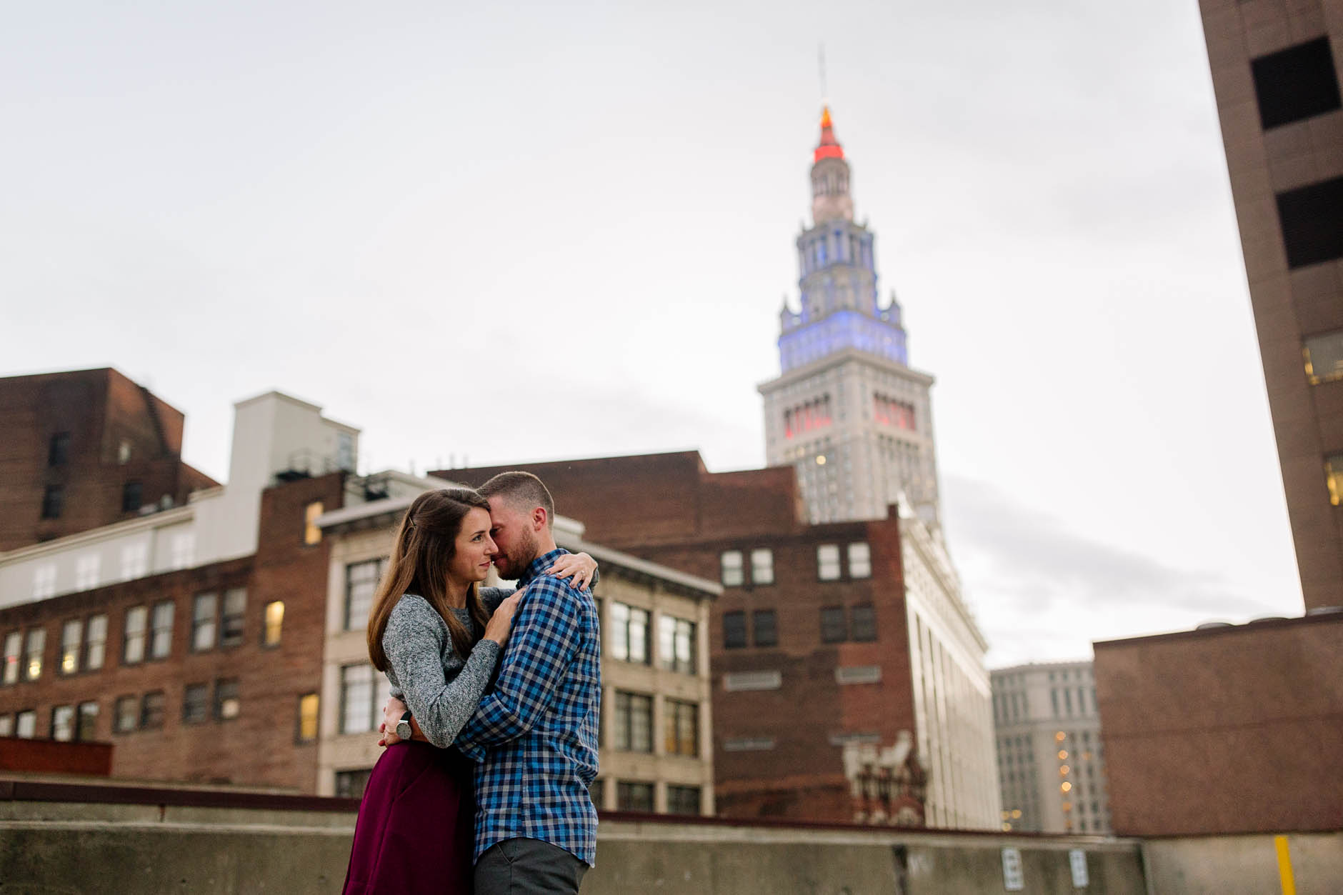 Cleveland Wedding Photographers Maria Sharp Engagement Portfolio