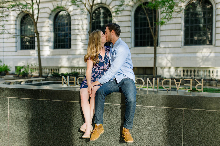 summer-engagement-session