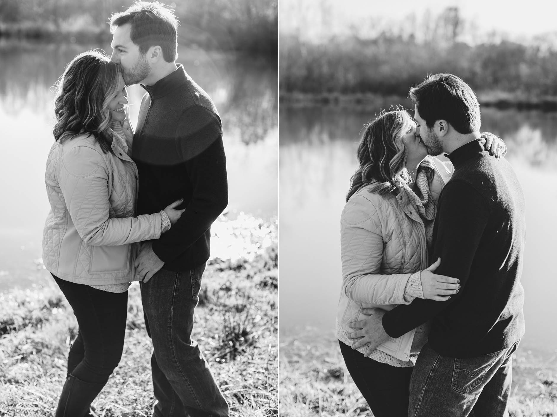 fall-akron-engagement-session